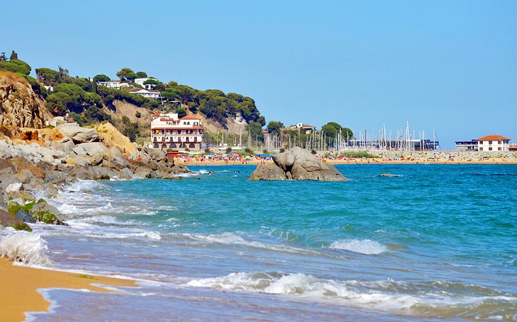 Arenys de Mar: A Quaint Fishing Village and Beach Resort