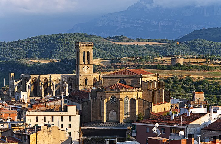 The Majestic Churches of Manresa