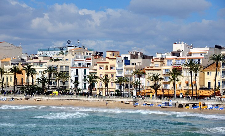 Sitges: An Upscale Beach Resort