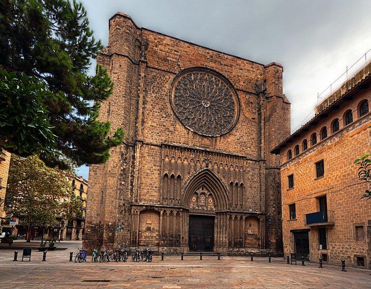 Iglesia de Santa Maria del Pí