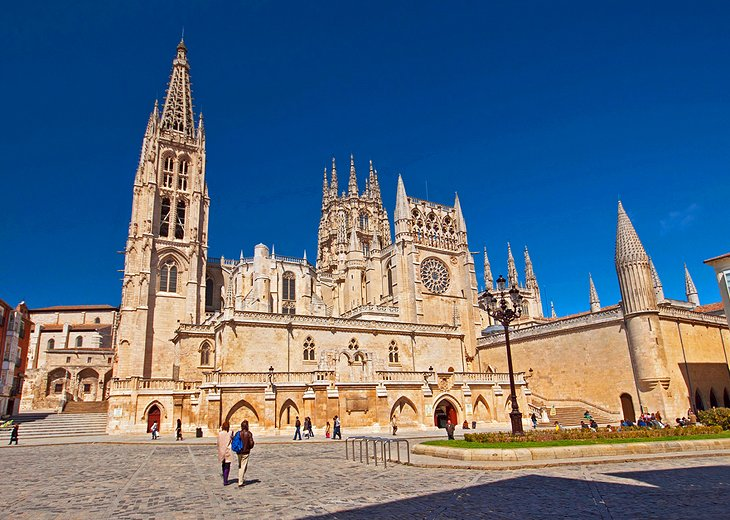 Catedral de Burgos: A UNESCO World Heritage Site