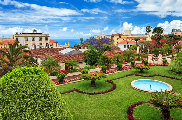 The Rich History and Tropical Gardens of La Orotava (Tenerife Island)