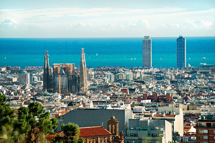 Barcelona: A Vibrant Mediterranean City by the Sea