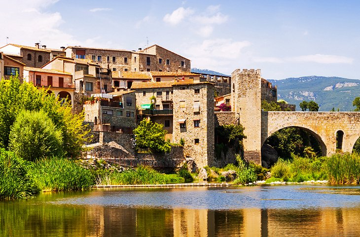 The Ancient Churches of Besalú