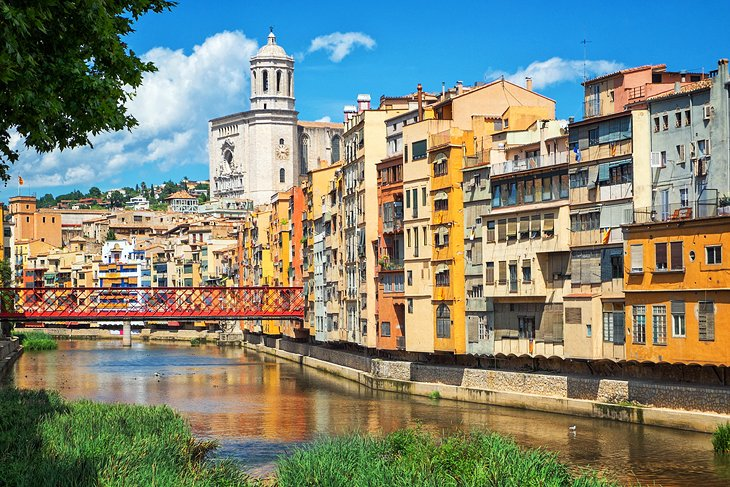 Girona's Multicultural Medieval Ambience