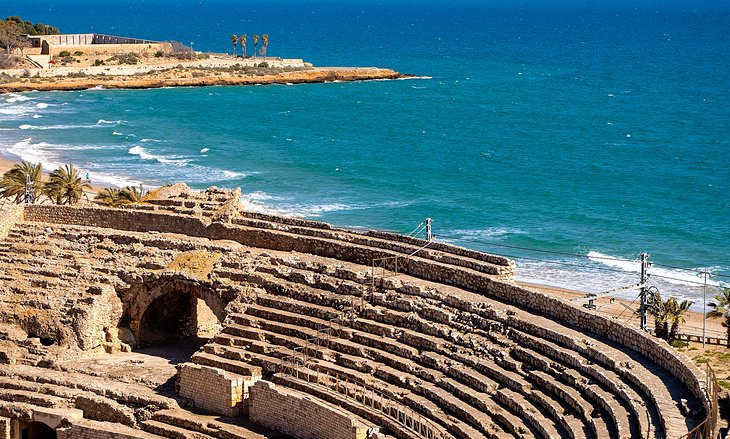 Tarragona: Beaches and Historic Monuments