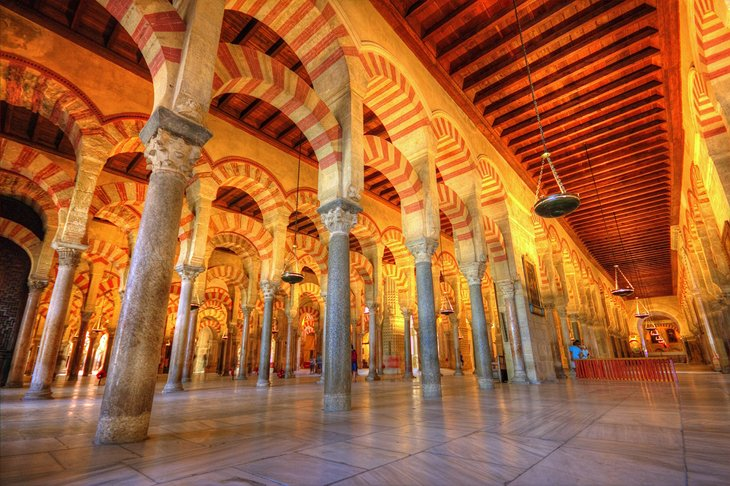The Great Mosque of Cordoba (Mezquita)
