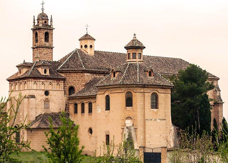 The 16th-Century Monasterio de la Cartuja