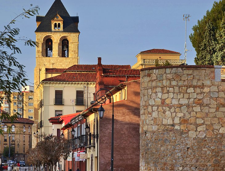 Charming Streets and Plazas in the Old Town