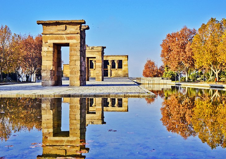 Temple of Debod: An Ancient Egyptian Temple