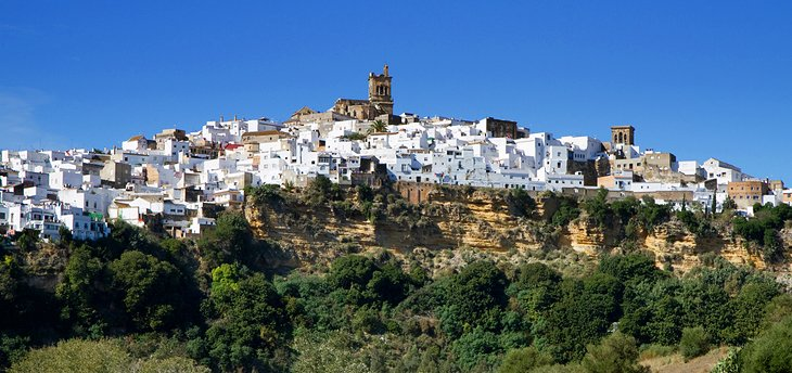 10 Top Rated Pueblos Blancos White Villages Of Andalusia Planetware