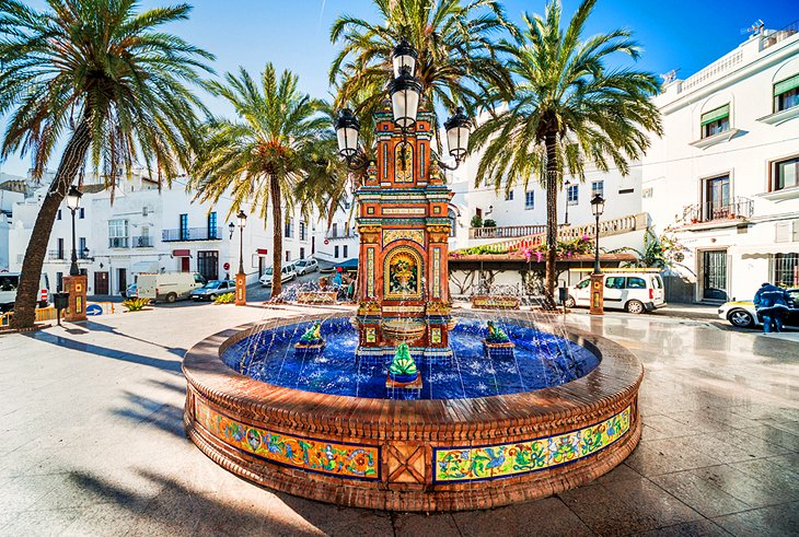 The White Villages Andalucías Hill Travel To