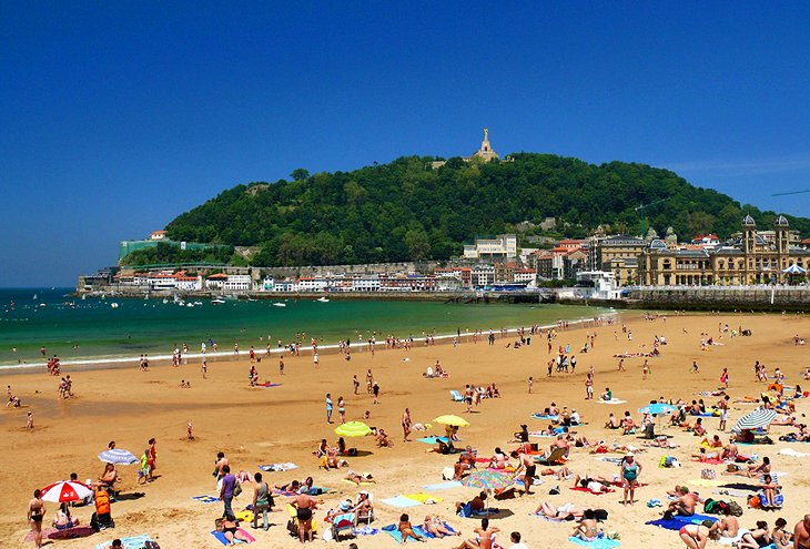 14 Top Tourist Attractions in San Sebastian and Easy Day Trips – Tourist Attractions Map In San Antonio