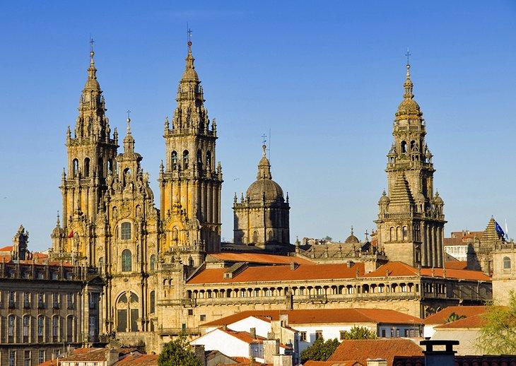 10 Top Tourist Attractions in Santiago de Compostela & Easy Day ...