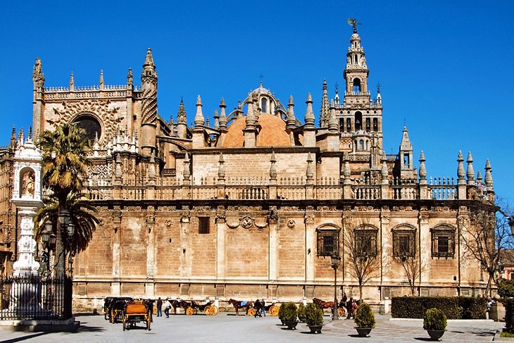 15 Top-Rated Tourist Attractions in Seville   PlanetWare