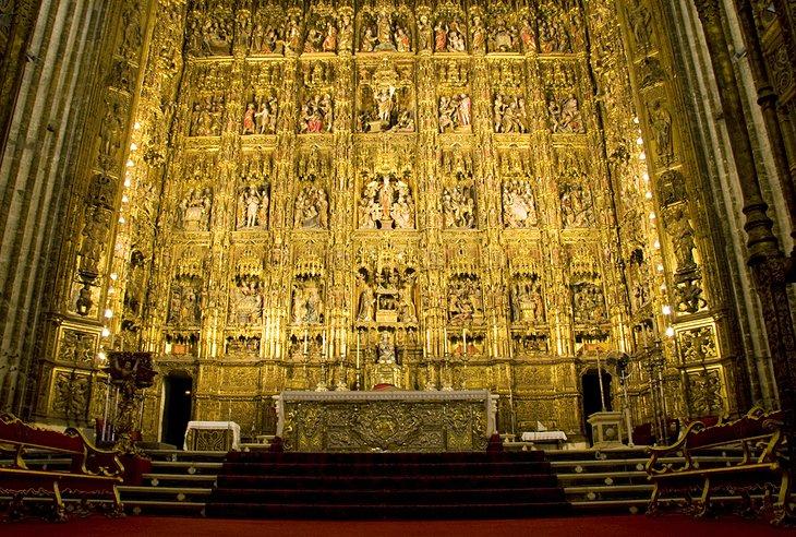 Seville Cathedral (Catedral de Sevilla): A Visitor's Guide | PlanetWare