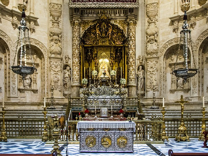 Royal Chapel (Capilla Real)