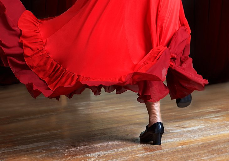 Museo del Baile Flamenco (Museum of Flamenco Dance)