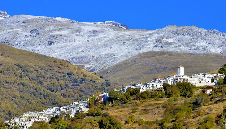 10 TopRated Tourist Attractions in Spains Sierra Nevada – Nevada Tourist Attractions Map