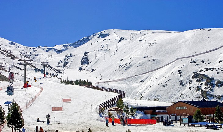 Pradollano Ski Resort