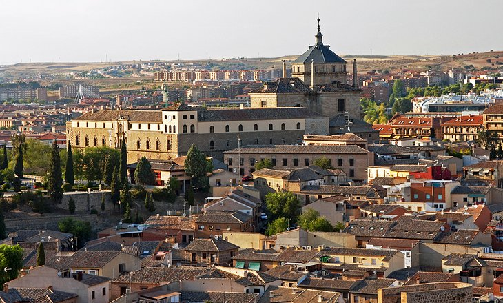15 Top Tourist Attractions in Toledo & Easy Day Trips  PlanetWare