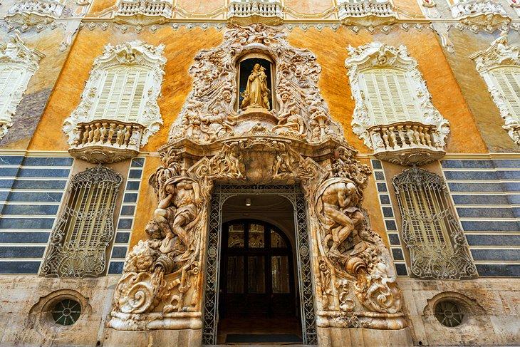 پالاسیو دل مارکو دو داس آگواس (موزه سرامیک)