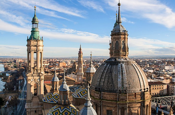 15 Top Tourist Attractions in Zaragoza & Easy Day Trips  PlanetWare