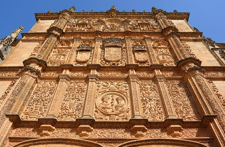 12 Top Tourist Attractions in Salamanca Easy Day Trips PlanetWare