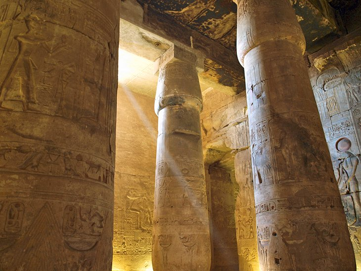 First Hypostyle Hall