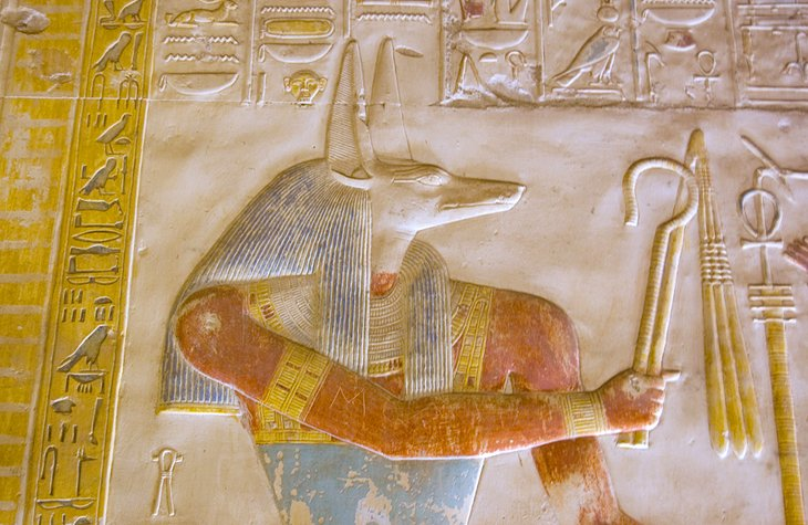 Second Hypostyle Hall Relief