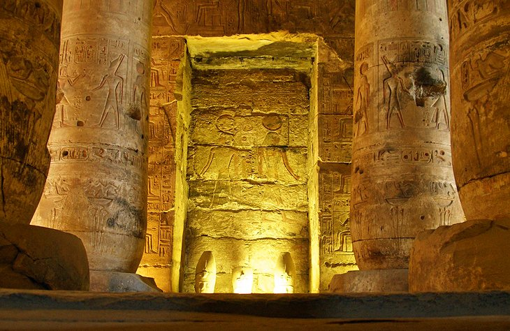 Exploring The Temples Of Abydos A Visitor S Guide Planetware
