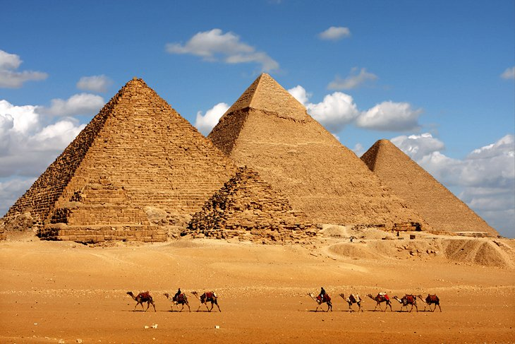 Image result for Great Pyramids of Giza