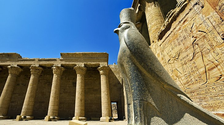 Temple of Horus History: A Temple Raised by Successions of Ptolemaic Kings