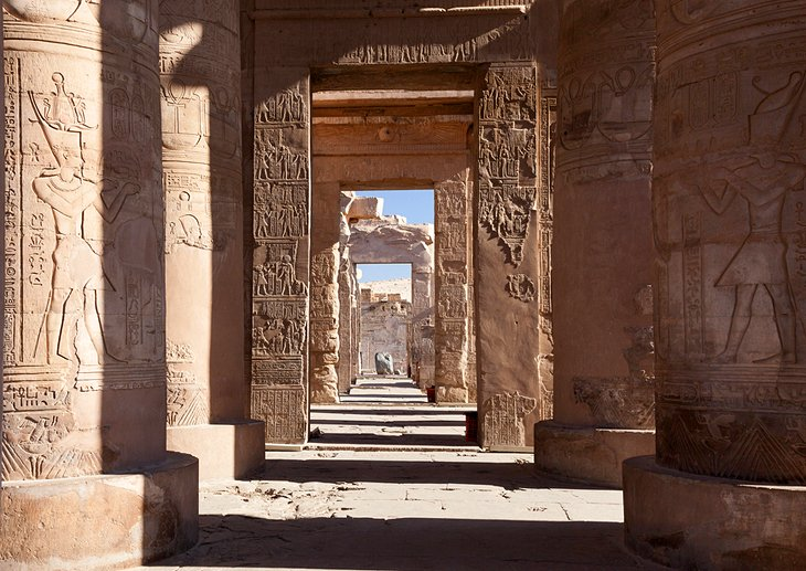 History of the Temple of Horus: A Temple Dedicated to the Gods of the River
