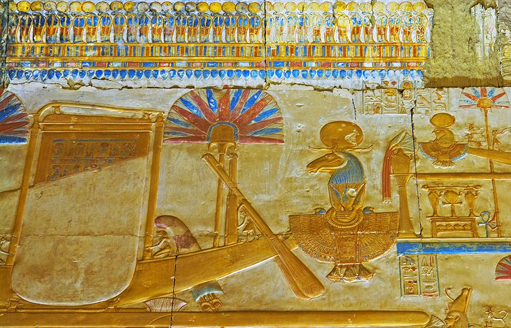 Temples of Abydos