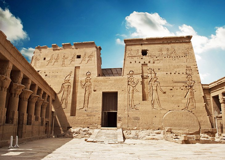 Image result for temple of philae