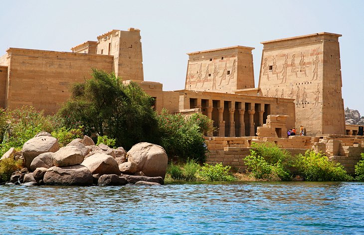 History of Philae: A Place of Pilgrimage through the Centuries