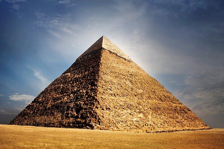 Pirámide de Chephren (Pirámide de Khafre)