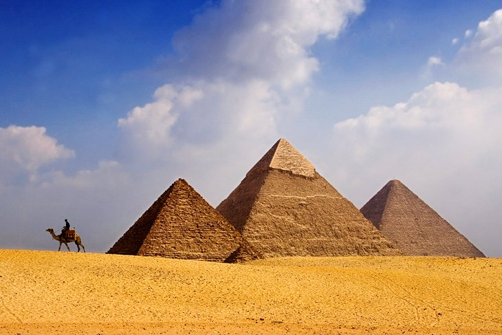 Pyramid of Mycerinus (Pyramid of Menkaure)