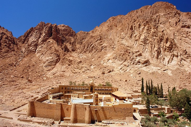 Saint Catherine's Monastery