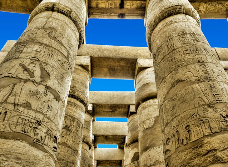 Temple of Amun Hypostyle Hall
