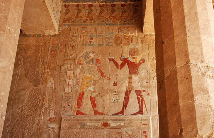 Temple of Amun Reliefs