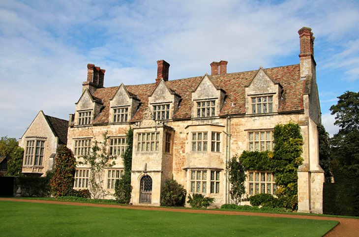 Anglesey Abbey, Gardens and Lode Mill