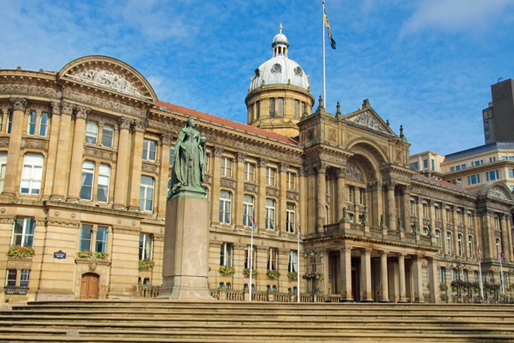 14 TopRated Tourist Attractions in Birmingham and Coventry – Birmingham Tourist Map