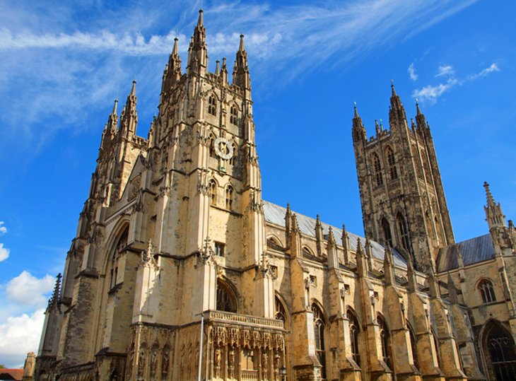 Canterbury cathedral religion