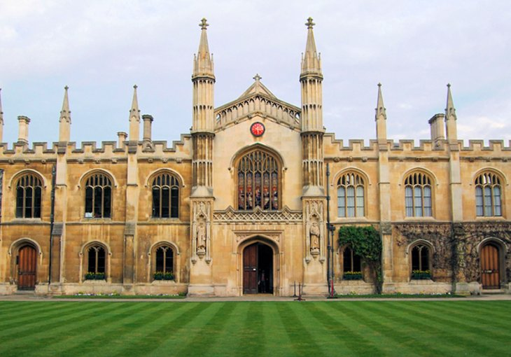 14 TopRated Tourist Attractions in Cambridge England – Corpus Christi Tourist Attractions Map
