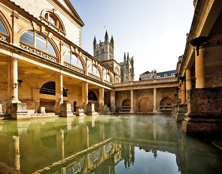 12 TopRated Tourist Attractions in Bath – United Kingdom Tourist Attractions Map