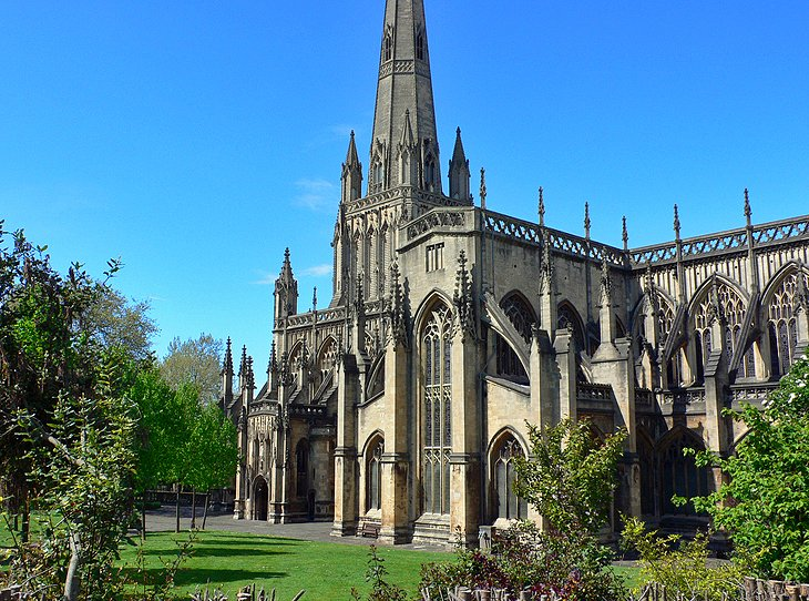 St. Mary Redcliffe