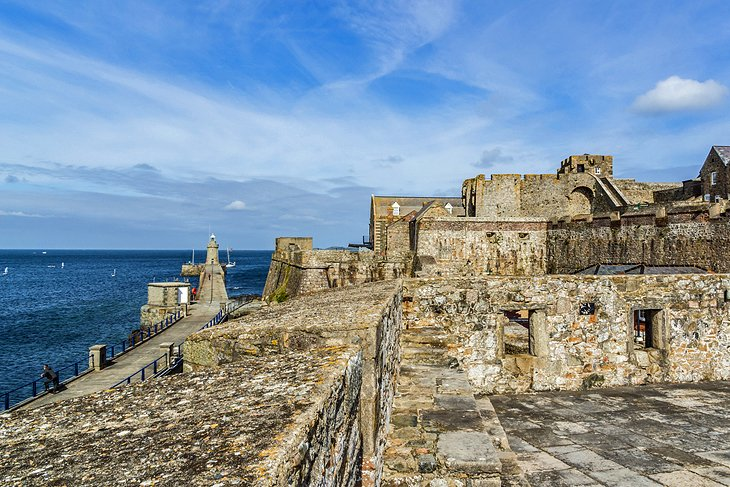 History Brought to Life at Castle Cornet