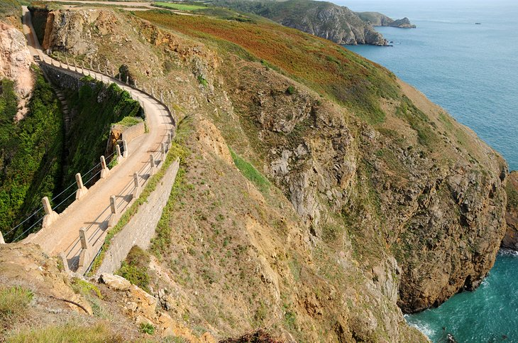 The Jewel of the Channel Islands: Sark
